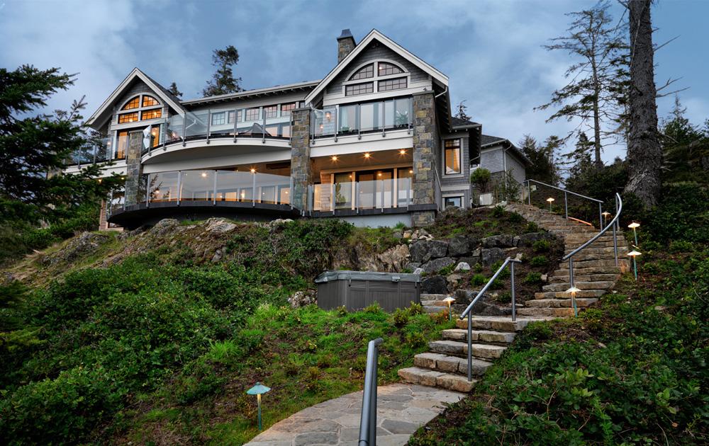 Sooke Oceanside Residence